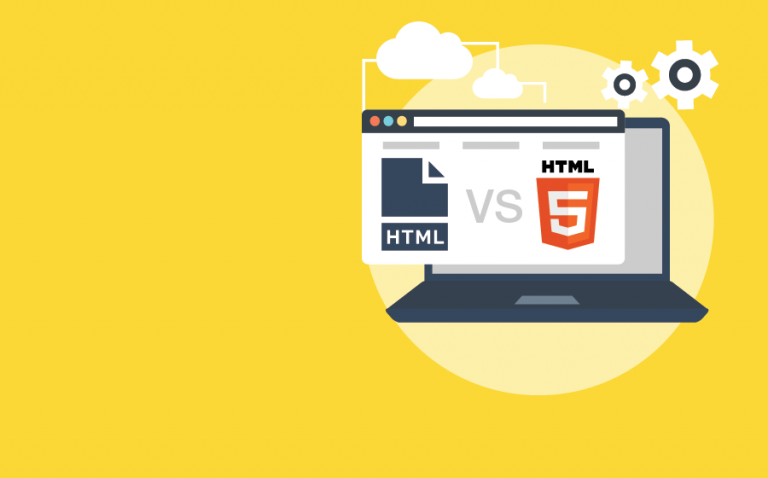 html5与html有什么关系,两种有何区别