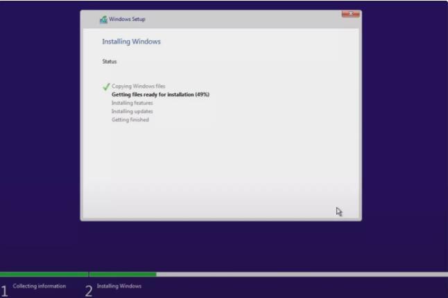 如何重新安装Windows 10
